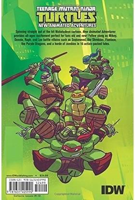 Teenage Mutant Ninja Turtles: New Animated Adventures Omnibus Vol. 1 İngilizce Çizgi Roman