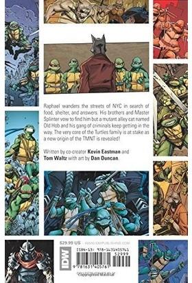 Teenage Mutant Ninja Turtles Vol. 1: Shell Unleashed İngilizce Çizgi Roman