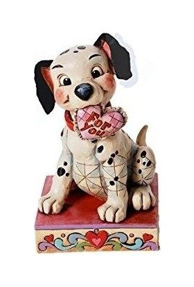 Enesco Disney By Jim Shore Lucky Figurine 4-3/4-Inch