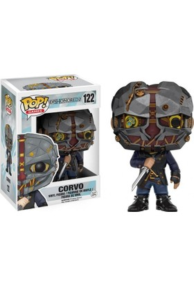 Funko Pop Games Dishonored 2 Corvo