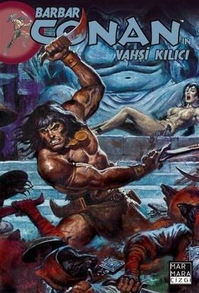 Barbar Conan'In Vahşi Kılıcı 18 Türkçe Çizgi Roman