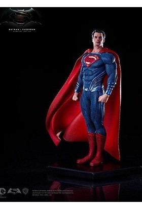 Iron Studios Superman Bvs: Dawn Of Justice Art Scale Statue