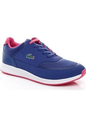 Lacoste Chaumont Lace Kadın Mavi Sneaker Ayakkabı 733Spw1020.125
