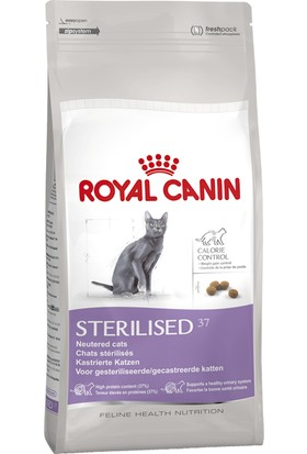 Royal Canin Sterilised 37 Kisirlaştirilmiş Kedi Mamasi 4 Kg