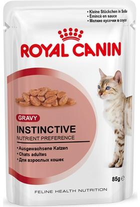 Royal Canin Instinctive Yetişkin Kedi Konservesi 85 Gr
