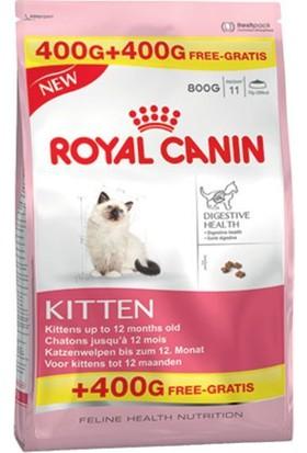 Royal Canin Kitten Yavru Kedi Mamasi 400+400 Gr Hediyeli