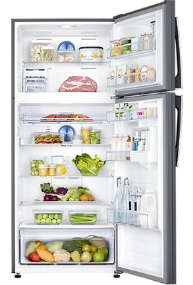 Samsung RT53K6360SL A+ 543 lt No-Frost Buzdolabı