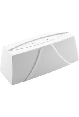 Palex 3534-0 Yatay Z Havlu Dispenseri Beyaz