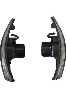 Bross Otomotiv Renault Megane MK3 Fluence Latitude için Ayna Sinyali Sağ Sol 261656470R- 261609550R