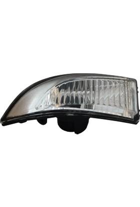 Bross Otomotiv Renault Megane MK3 Fluence Latitude için Ayna Sinyali Sol 261656470R