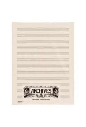 Daddarıo D12S Nota Kağıdı Archives 12 Satır 24 Çift Sayfa