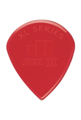 Jim Dunlop 47Rxln Gitar Penası Jazz Iıı Xl Red