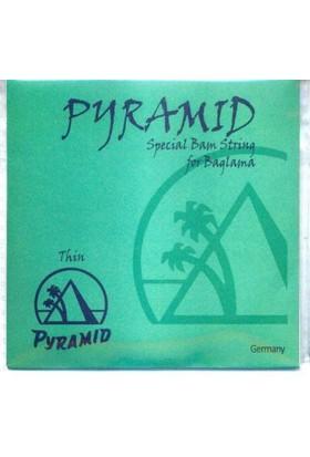 Pyramid 004/Pib Birinci Kalite İnce Bam Teli ( 1 Adet )