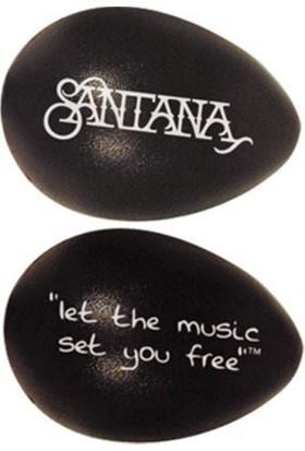 Lp Lpr003-Bk Shaker Santana Shaker Plastic One Pair - Black