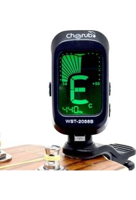 Musedo Wst-2058B Clip On Tuner - Akort Aleti