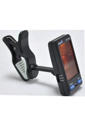 Cherub Wst-650C Dijital Akord Aleti Siyah