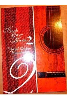 7Nota Kgm2 Klasik Gitar Metodu 2 - Yusuf Doğan Büyüköğüt