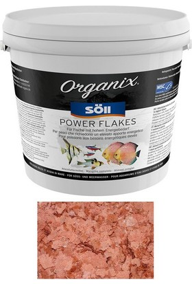 Söll Organix Power Flakes 672 gr/5 L