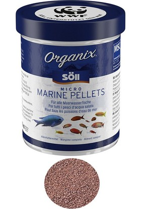 Söll Organix Micro Marine Pellets 120gr/270 ml