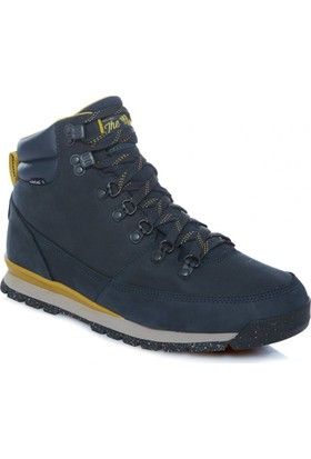 The North Face Back To Berkeley Redux Leather Erkek Bot