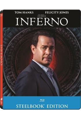 Inferno - Cehennem Steelbook Blu Ray Disc