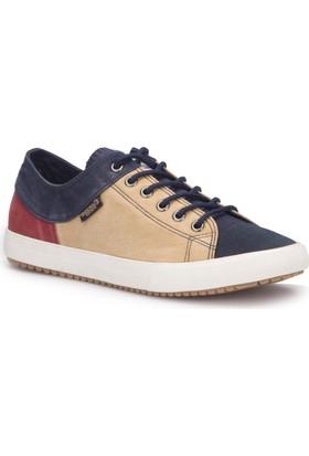 Dockers 220634 Bej Lacivert Erkek Ayakkabı