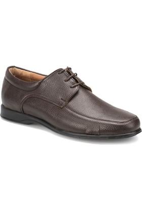 Flexall Mz-1 M 1618 Kahverengi Erkek Klasik Ayakkabı
