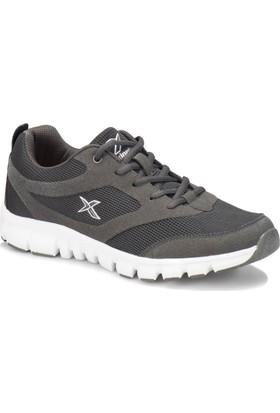 Kinetix Almera Koyu Gri Beyaz Erkek Fitness Ayakkabısı