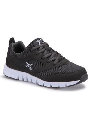 Kinetix Almera W Koyu Gri Beyaz Kadın Fitness Ayakkabısı
