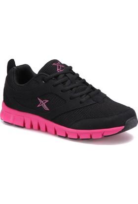 Kinetix Almera W Siyah Fuşya Kadın Fitness Ayakkabısı