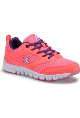 Kinetix Almera W Turuncu Beyaz Gri Kadın Fitness Ayakkabısı