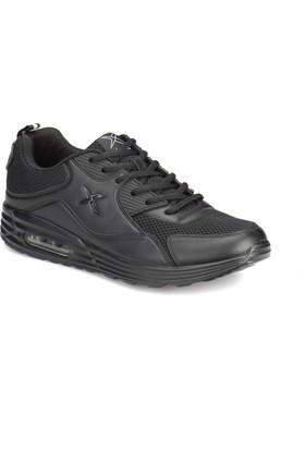 Kinetix Alven Mesh Siyah Erkek Sneaker
