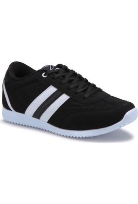 Kinetix Avila M Mesh Siyah Beyaz Erkek Sneaker