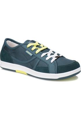 Kinetix Belgar Petrol Neon Yeşil Erkek Sneaker