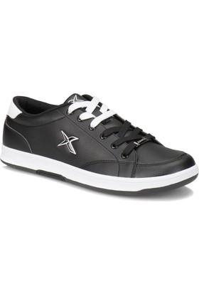 Kinetix Herbert Plus Siyah Beyaz Erkek Sneaker
