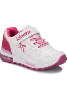 Kinetix Rivero Beyaz Fuşya Kız Çocuk Sneaker