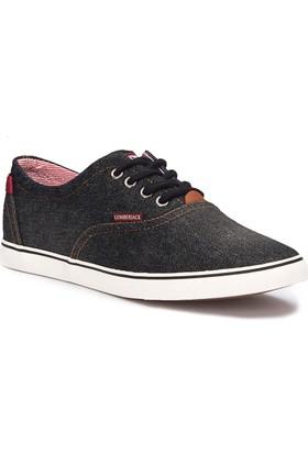 Lumberjack Riton Siyah Erkek Ayakkabı