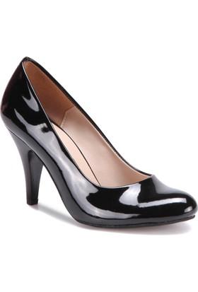 Miss F DS17085 Siyah Kadın Gova Ayakkabı