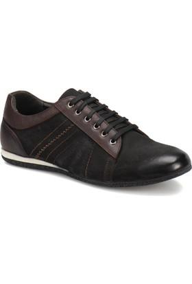 Oxide 8248 M 1453 Siyah Erkek Deri Modern Ayakkabı