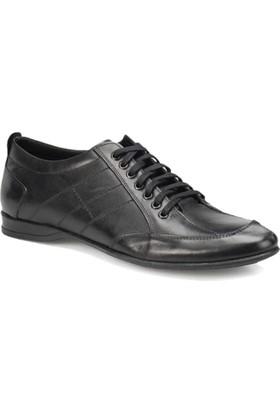 Oxide LX2008 M 1602 Siyah Erkek Deri Klasik Ayakkabı