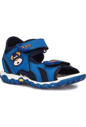 Polaris 71.509073.P Mavi Erkek Çocuk Athletic Sandalet