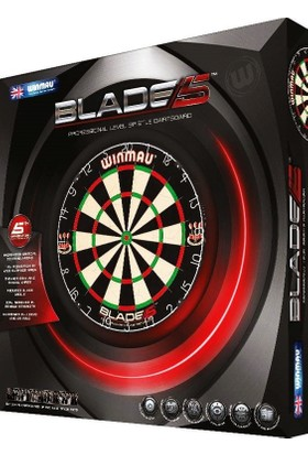 Pusula Oyun Winmau Blade 5 Dartboard Hedef Tahtası
