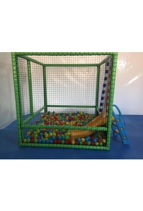 Toysmar Top Havuzu 200*200*200 Cm