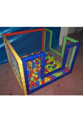 Toysmar Top Havuzu 150*150*100 Cm