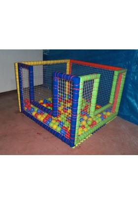 Toysmar Top Havuzu 130*130*100 Cm