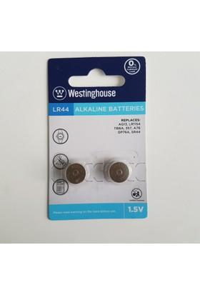 Westinghouse 48 Adet AG13,LR44 Alkalin Saat Pili