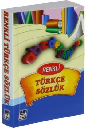Renkli Türkçe Sözlük Tdk Uyumlu ( Cep Boy)