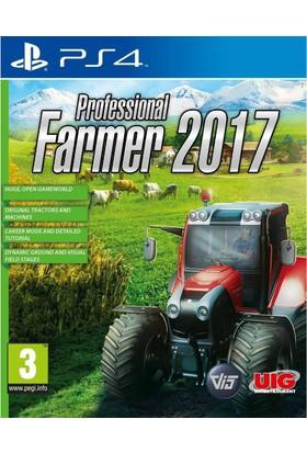 Professional Farmer 2017 Ps4 Oyun