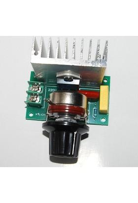 Knmaster 220 Volt 3800 Watt Motor Hız Kontrol Devresi / Dimmer