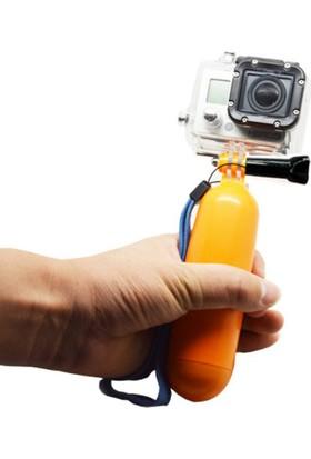 Knmaster Sony Aksiyon Kamera Uyumlu Şamandıra Yüzen Tutacak